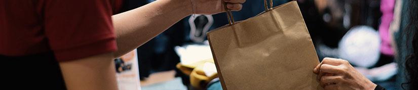 Oferecendo o produto ou serviço