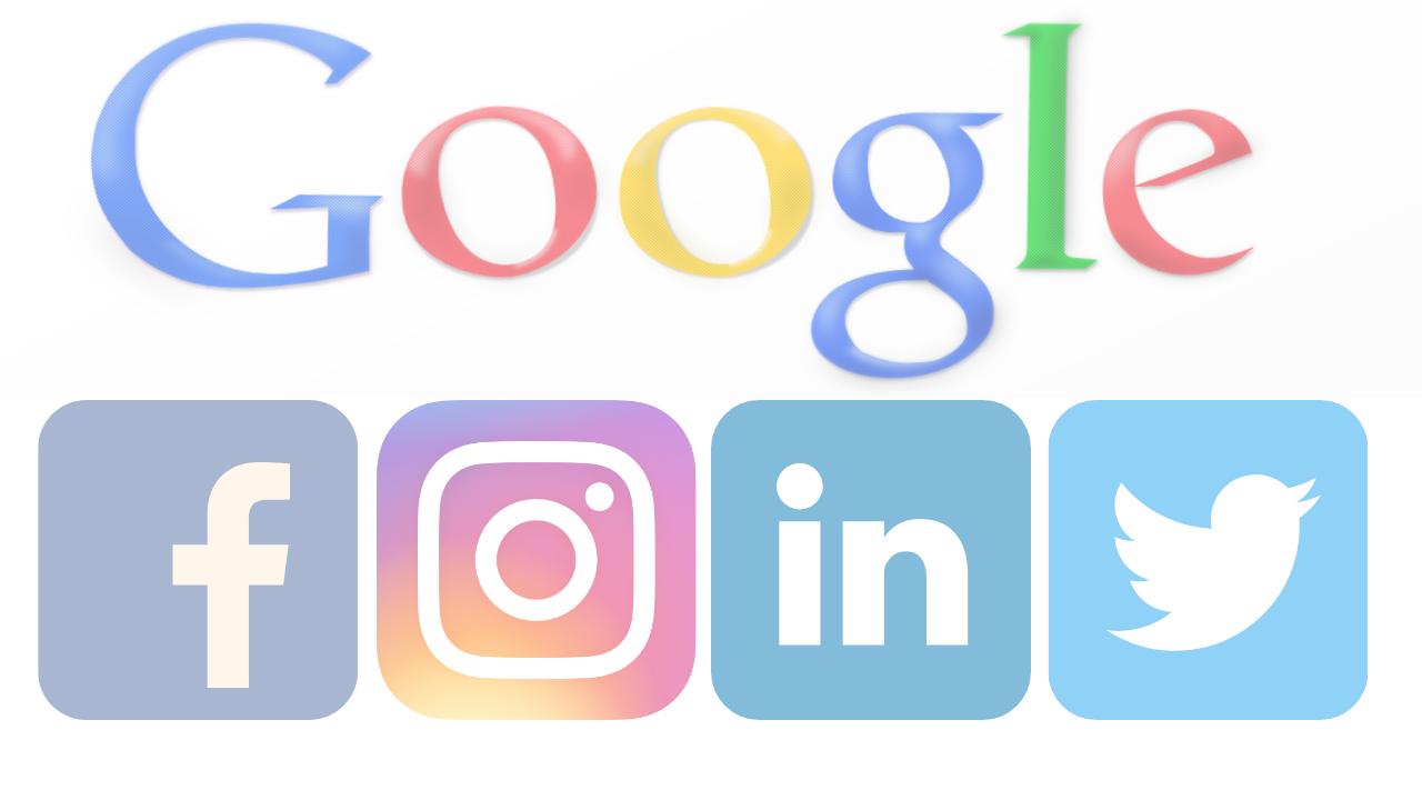 Google e Redes Sociais a seu favor
