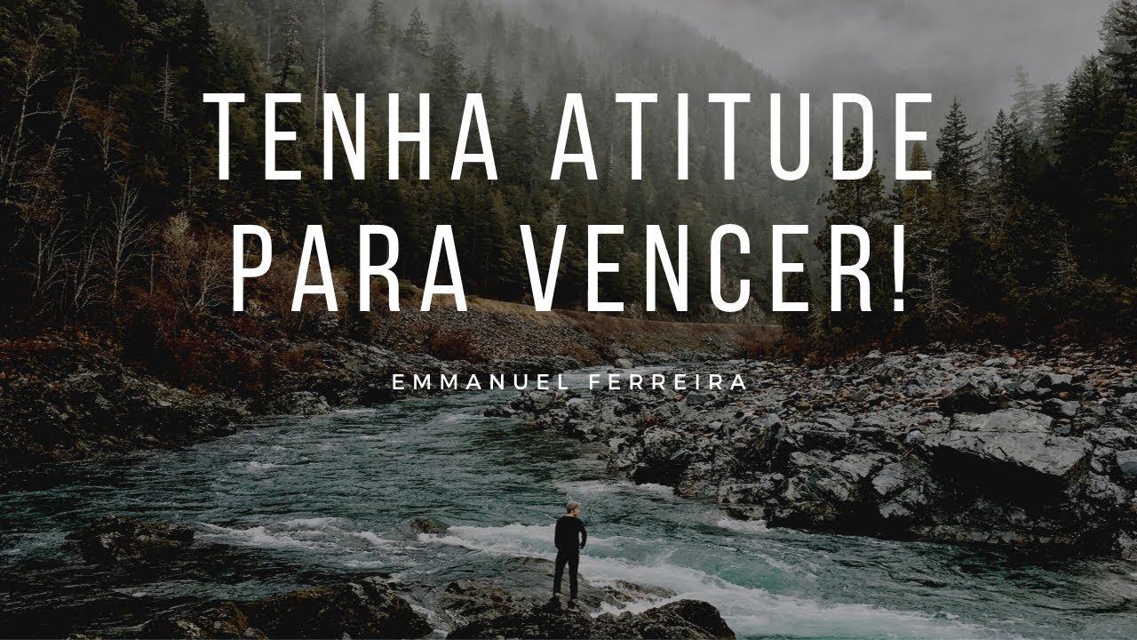 Atitude para vencer