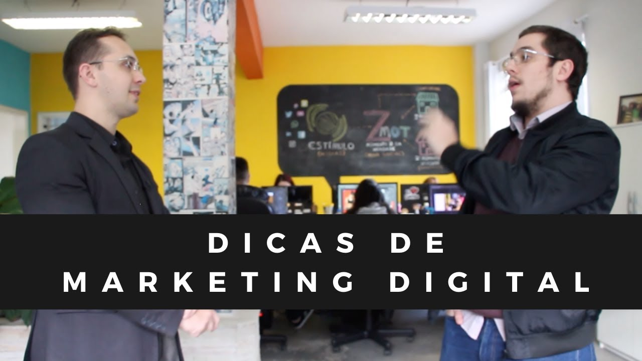 Dicas Marketing Digital